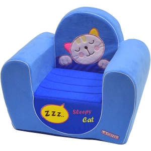 "Мягкое кресло-игрушка ""Sleepy cat"""