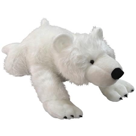Белый медведь большой